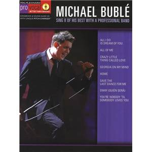 BUBLE MICHAEL - PRO VOCAL + CD