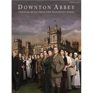 LUNN JOHN - DOWNTON ABBEY PIANO SOLOS
