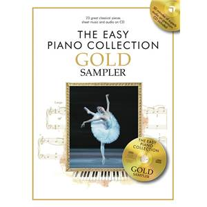 COMPILATION - EASY PIANO COLLECTION THE BEST OF + CD