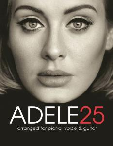 ADELE - 25 EASY PIANO/V/G