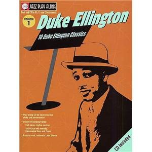 ELLINGTON DUKE - JAZZ PLAY ALONG VOL.001 + CD