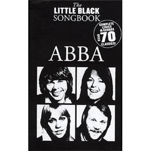 ABBA - LITTLE BLACK SONGBOOK