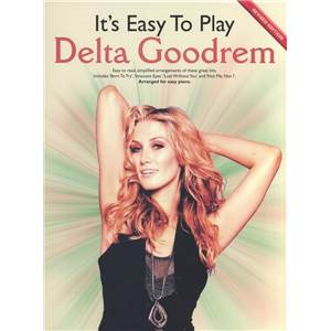 GOODREM DELTA - IT'S EASY TO PLAY REVISED EDITION)