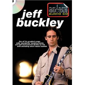 BUCKLEY JEFF - PLAY ALONG GUITAR + CD