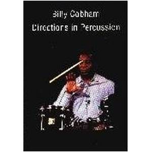 COBHAM BILLY - DIRECTIONS IN PERCUSSION SCORES + CD