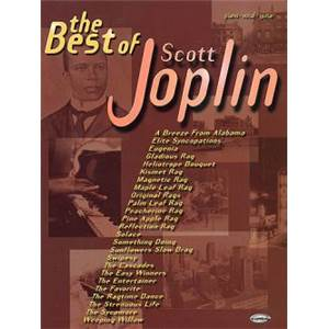 JOPLIN SCOTT - BEST OF P/V/G