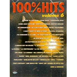 COMPILATION - 100% HITS VOL.6 40 TUBES P/V/G