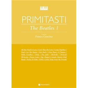 BEATLES THE - PRIMI TASTI PIANO FACILE VOL.1