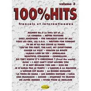 COMPILATION - 100% HITS VOL.3 35 TUBES P/V/G