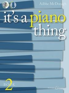 MAC DONAGH AILBHE- IT'S A PIANO THING VOLUME 2 +CD - PIANO