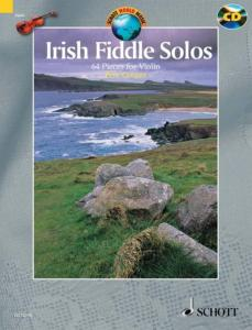IRISH FIDDLE SOLOS + CD (64 PIECES TRADITIONNELLES IRLANDAISES) -  VIOLON