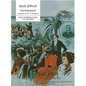 JOPLIN SCOTT - THE ENTERTAINER - L'ARNAQUE - PIANO