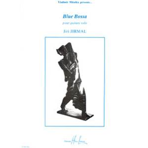 JIRMAL JIRI - BLUE BOSSA - GUITARE