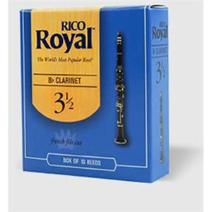 ANCHE CLARINETTE SI b RICO ROYAL N° 2