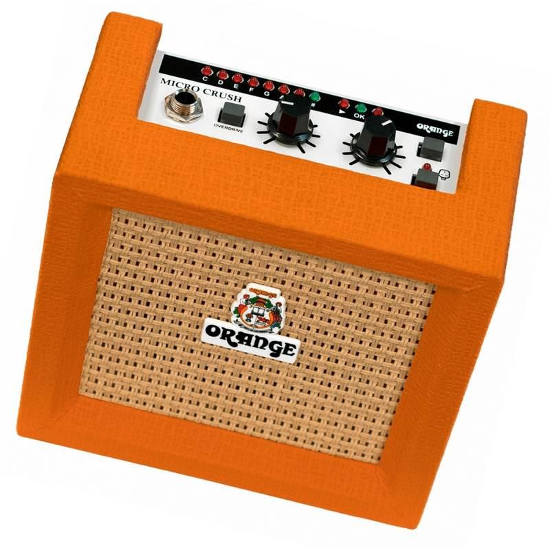 ampli guitare orange cr3 mini 3 watts micro crush paul. Black Bedroom Furniture Sets. Home Design Ideas