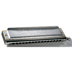 HARMONICA CHROMATIQUE 16 HOHNER LARRY ADLER 7574/64 C