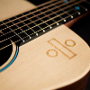 GUITARE FOLK MARTIN LX ED SHEERAN 3