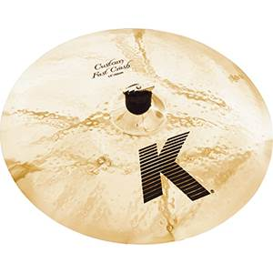 CYMBALE ZILDJIAN K CUSTOM FAST CRASH 17 K0983