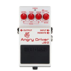 PEDALE BOSS JB-2 ANGRY DRIVER OVERDRIVE