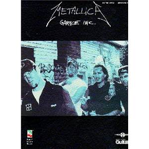 METALLICA - GARAGE INC. GUITAR TAB.