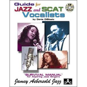 DIBLASIO DENIS - GUIDE FOR JAZZ AND SCAT VOCALISTS + CD