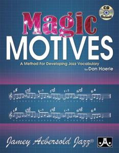 HAERLE DAN - MAGIC MOTIVES BY DAN HAERLE + CD