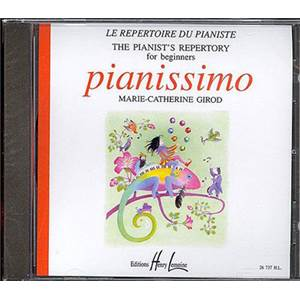 COMPILATION - PIANISSIMO CD