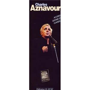 AZNAVOUR CHARLES - PAROLES ET ACCORDS
