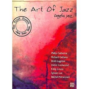 COMPILATION - ART OF JAZZ FRENCH REAL JAZZ BOOK