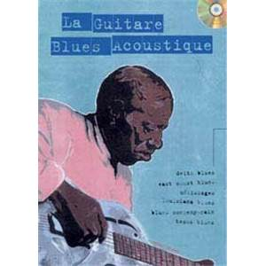 GIROUX ALAIN - DVD GUITARE BLUES ACOUSTIQUE