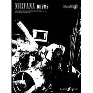 NIRVANA - AUTHENTIC PLAY ALONG DRUMS + CD