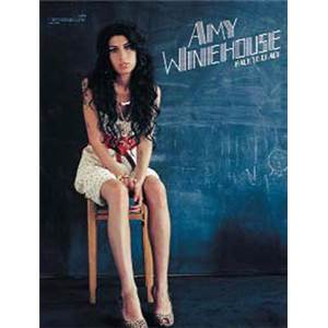 WINEHOUSE AMY - BACK TO BLACK P/V/G ÉPUISÉ