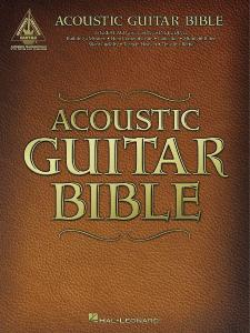 COMPILATION - ACOUSTIC GUITAR BIBLE GUITAR TAB.