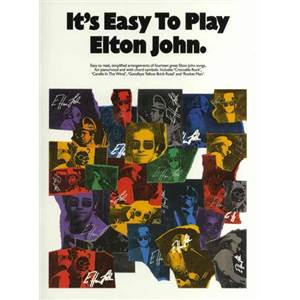 JOHN ELTON - IT'S EASY TO PLAY