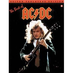 AC/DC - BEST OF GUITAR TAB.