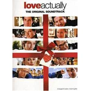 COMPILATION - LOVE ACTUALLY SOUNDTRACK P/V/G