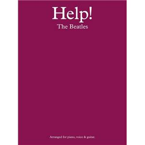 BEATLES THE - HELP ! P/V/G