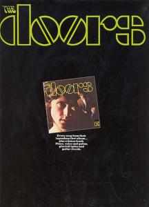 THE DOORS - FIRST ALBUM P/V/G