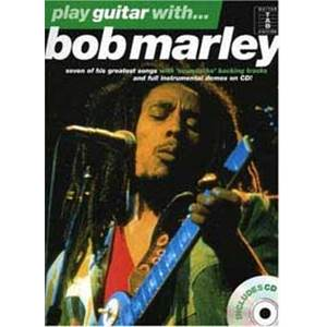 MARLEY BOB - PLAY GUITAR WITH... + CD