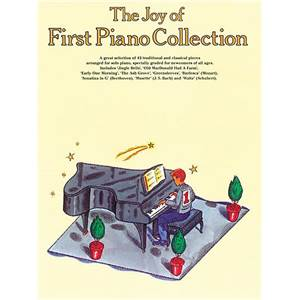 COMPILATION - JOY OF FIRST PIANO COLLECTION