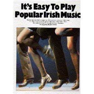 COMPILATION - IT'S EASY TO PLAY POPULAR IRISH MUSIC