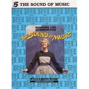 COMPILATION - 5 FINGER PIANO: THE SOUND OF MUSIC SELECTIONS