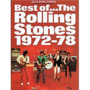 ROLLING STONES - BEST OF VOL.2 1972 1978 P/V/G