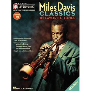 DAVIS MILES - JAZZ PLAY ALONG VOL.079 CLASSICS + CD