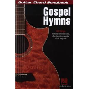 COMPILATION - GUITAR CHORD SONGBOOK GOSPEL HYMNS