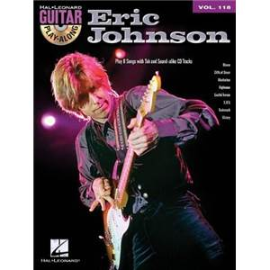 JOHNSON ERIC - GUITAR PLAY ALONG VOL.118 + CD
