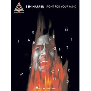 HARPER BEN - FIGHT FOR YOUR MIND GUITAR TAB