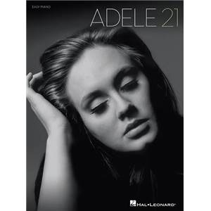 ADELE - 21 EASY PIANO/V/G