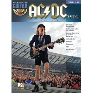 AC/DC - GUITAR PLAY ALONG VOL.1 49 HITS + CD