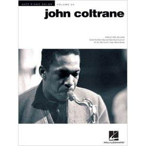 COLTRANE JOHN - JAZZ PIANO SOLOS VOL. 24